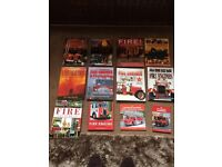 Fire engines & Firefighting books