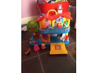 Baby toy house