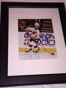 Scott Niedermayer Autographed New Jersey Devils 8x10 Framed