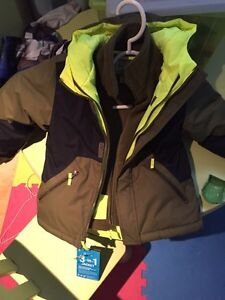 Brand new boys winter jacket with tags on