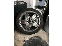 Alloy wheels Astra van , corsa , 4x100 ,Ibiza