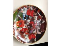 Arsenal plate