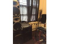 PA system Dynacord mix FOR RENT ONLY DJ Hire and wedding - party