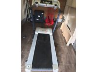 Roger black electric treadmill