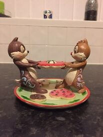 Chip and dale xmas tradition