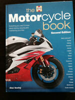 Motorcycle books like NEW