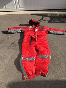 Float suit  size XL and L size