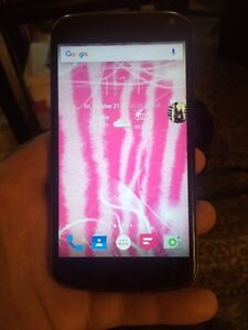 Google nexus 4 rooted to 6.0.1
