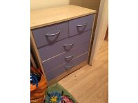 Chest of Drawers X 2