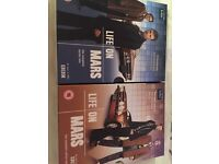 Life on Mars boxed series 1 and 2