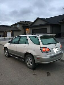 2001 Lexus RX 300 For Sale $4,800