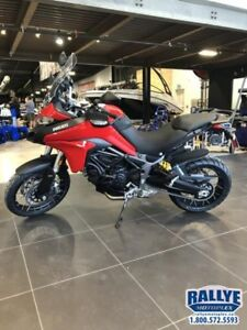 2018 Ducati Multistrada 950 Red
