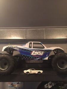 Team losi monster truck West Island Greater Montréal image 1