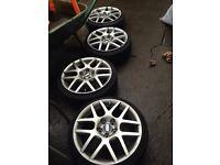 Bbs Montreal wheels