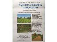 S M HOME & GARDEN IMPROVEMENTS