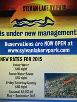 SYLVAN LAKE RV PARK