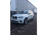 BMW X5 3.0d Msport face lift model