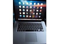 15 inch Apple MacBook Pro Retina