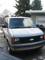 1985 Astro Van V8 conversion