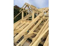 Two Roofing and1st fix experienced carpenters