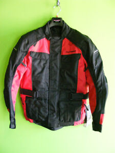 Tourmaster Sport Touring Jackets - RED - NEW at RE-GEAR Kingston Kingston Area image 2