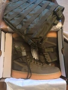 ¡¡ UA !! Nike Air Force 1 Special Olive