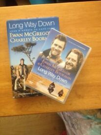 Long way down book and DVD