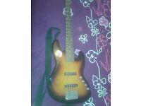 Aria pro 2 jazz bass
