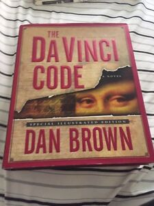 Warren buffet and Dan  brown books