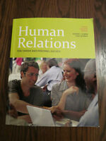 Human Relations: For Career and Personal Success