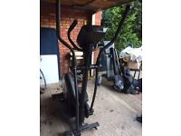Cross trainer - One year old & barely used