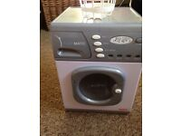 Wash magic toy washing machine