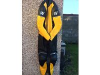 Size 42 leathers -one piece