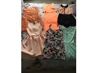 Job lot of women's clothing size 8-10