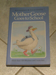 ...MOTHER GOOSE GOES to SCHOOL....A Teaching Aid!....