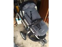 Quinny Buzz push chair.