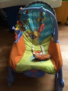 Fisher Price 3-in-1 Baby Chair