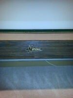 National Shuffelboard table excellent condition