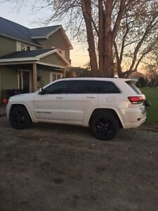 2015 Jeep Grand Cherokee Altitude London Ontario image 5