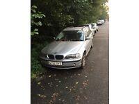 BMW 318 estate spares or repairs