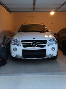 2009 Mercedes ML550 4Matic