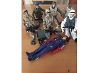 HM Armed Forces figures - bundle