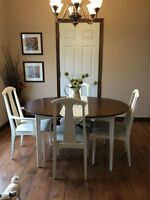 Shabby Chic Dining Room Set for Sale
