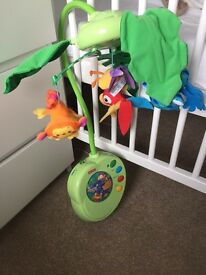 Fisher Price Jungle Mobile