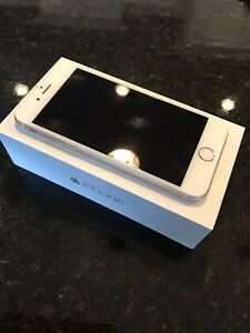 64GB iPhone 6 Unlocked white & Gold