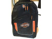 Harley Davidson genuine back pack