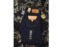 levi 501's jeans 38W x 32L *New With Tags*