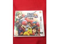 Super Smash Bros 3ds Game