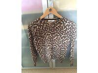 Size 10 new Angora mix cardigan from M&S