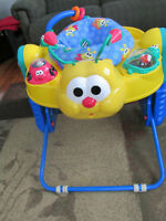 Exersaucer playpens swings saucers leamington kijiji for Fisher price fish bowl